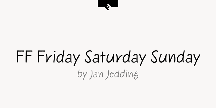 Ff Friday Saturday Sunday Font Download Download The Ff Friday Saturday Sunday Font Today